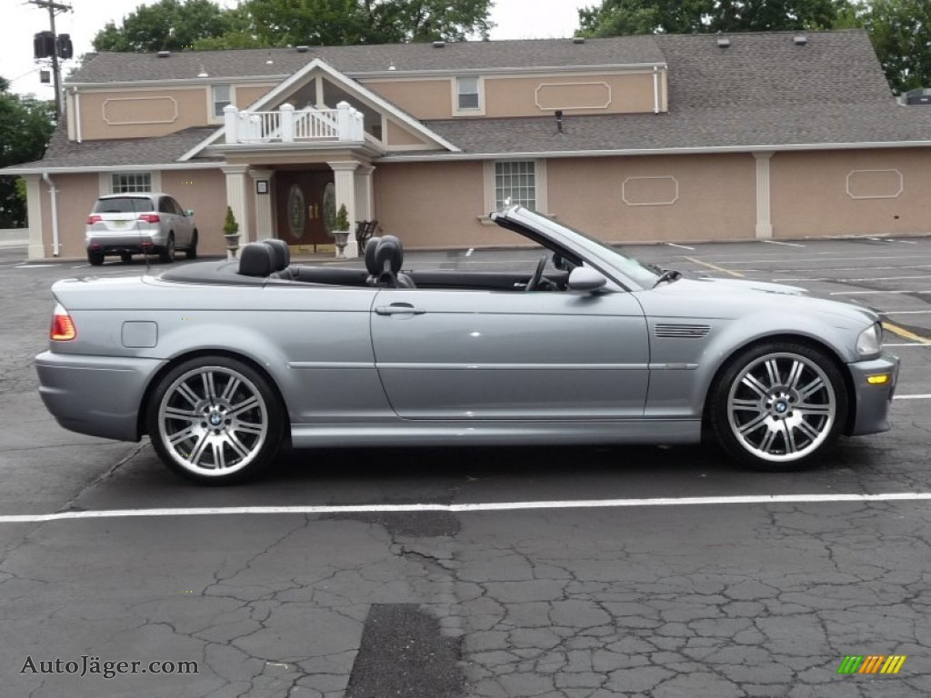 2005 bmw m3 convertible in silver grey metallic photo 12 k09292 auto j ger german cars. Black Bedroom Furniture Sets. Home Design Ideas