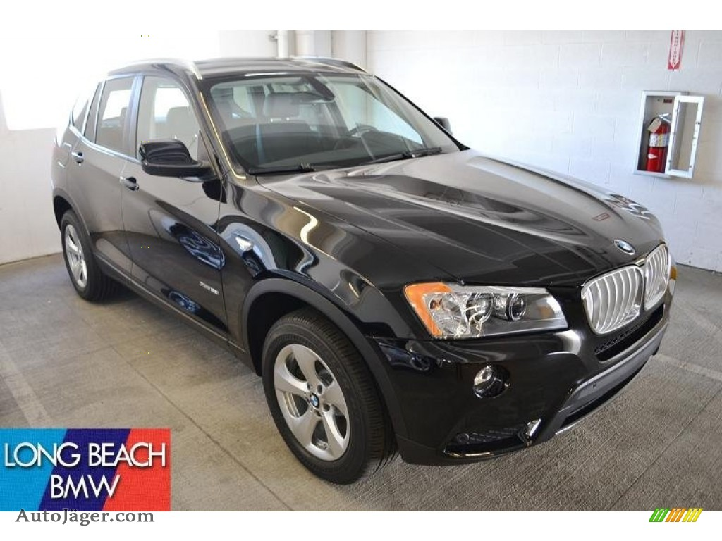 2011 bmw x3 xdrive 28i in jet black photo 4 713269 auto j ger german cars for sale in the us. Black Bedroom Furniture Sets. Home Design Ideas