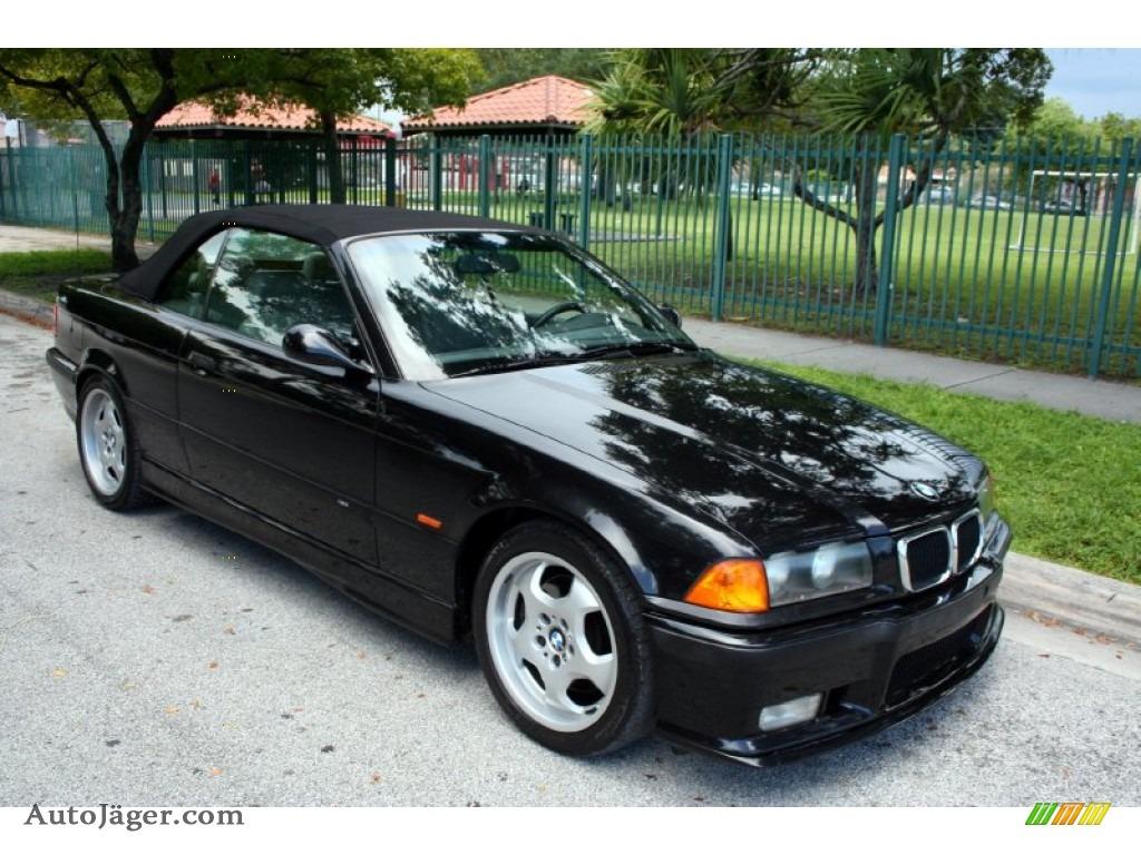 1999 bmw m3 convertible in cosmos black metallic photo 15 c42936 auto j ger german cars