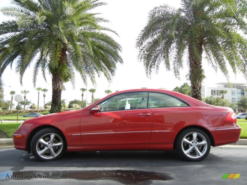 2005 mercedes benz clk 320 coupe in mars red 133296 for 2005 mercedes benz clk320 for sale