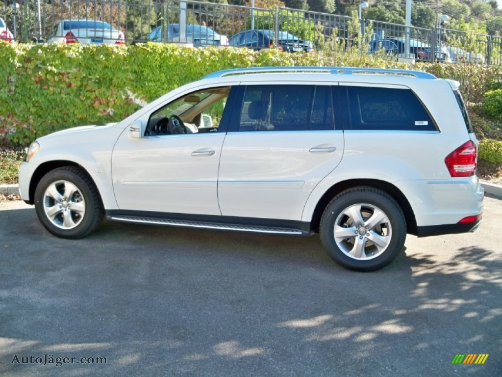 2012 mercedes benz gl 450 4matic in arctic white photo 4 for Mercedes benz 450 gl for sale