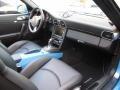 Porsche 911 Turbo S Cabriolet Paint to Sample Bright Blue photo #16