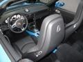 Porsche 911 Turbo S Cabriolet Paint to Sample Bright Blue photo #19