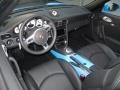Porsche 911 Turbo S Cabriolet Paint to Sample Bright Blue photo #20