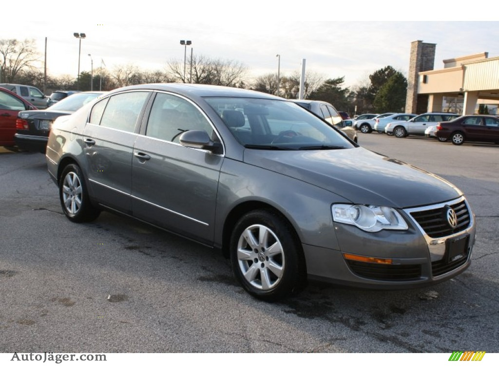 2006 volkswagen passat 2 0t sedan in united grey metallic 029624 auto j ger german cars. Black Bedroom Furniture Sets. Home Design Ideas