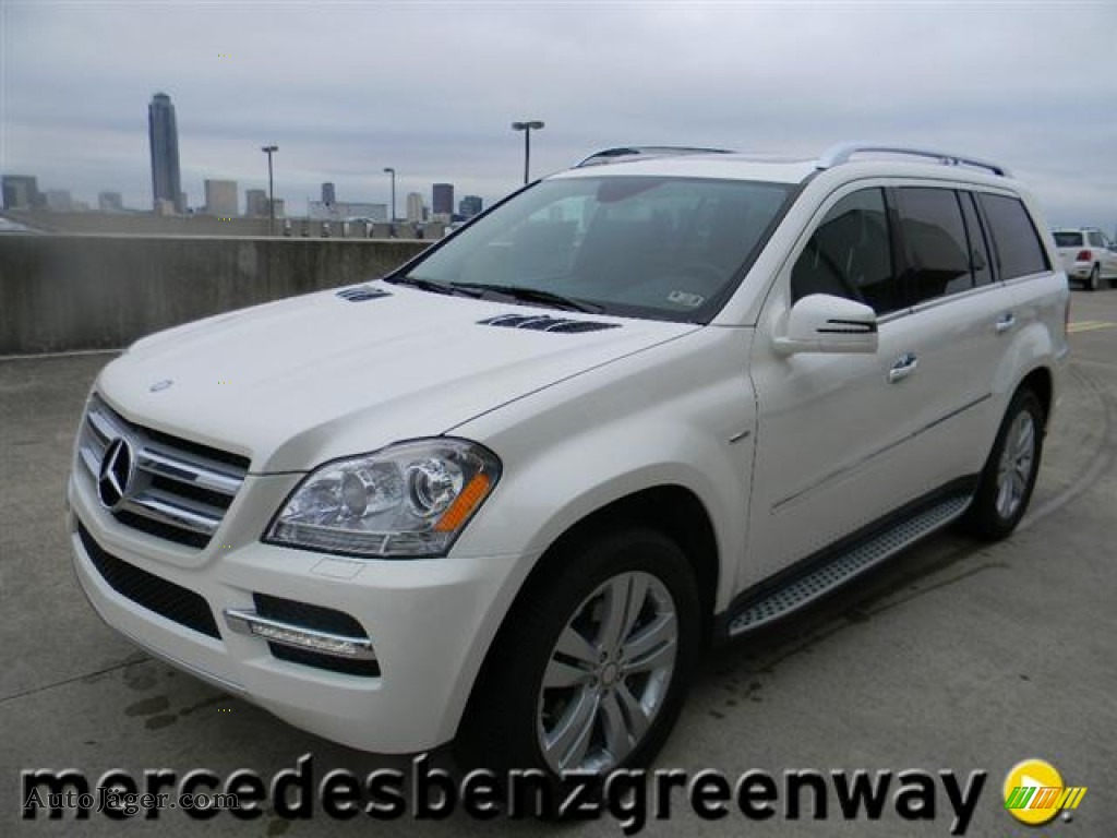 2012 mercedes benz gl 350 bluetec 4matic in diamond white. Black Bedroom Furniture Sets. Home Design Ideas
