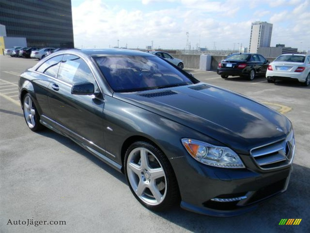 2012 mercedes benz cl 550 4matic in designo graphite photo for Mercedes benz cl 300 for sale