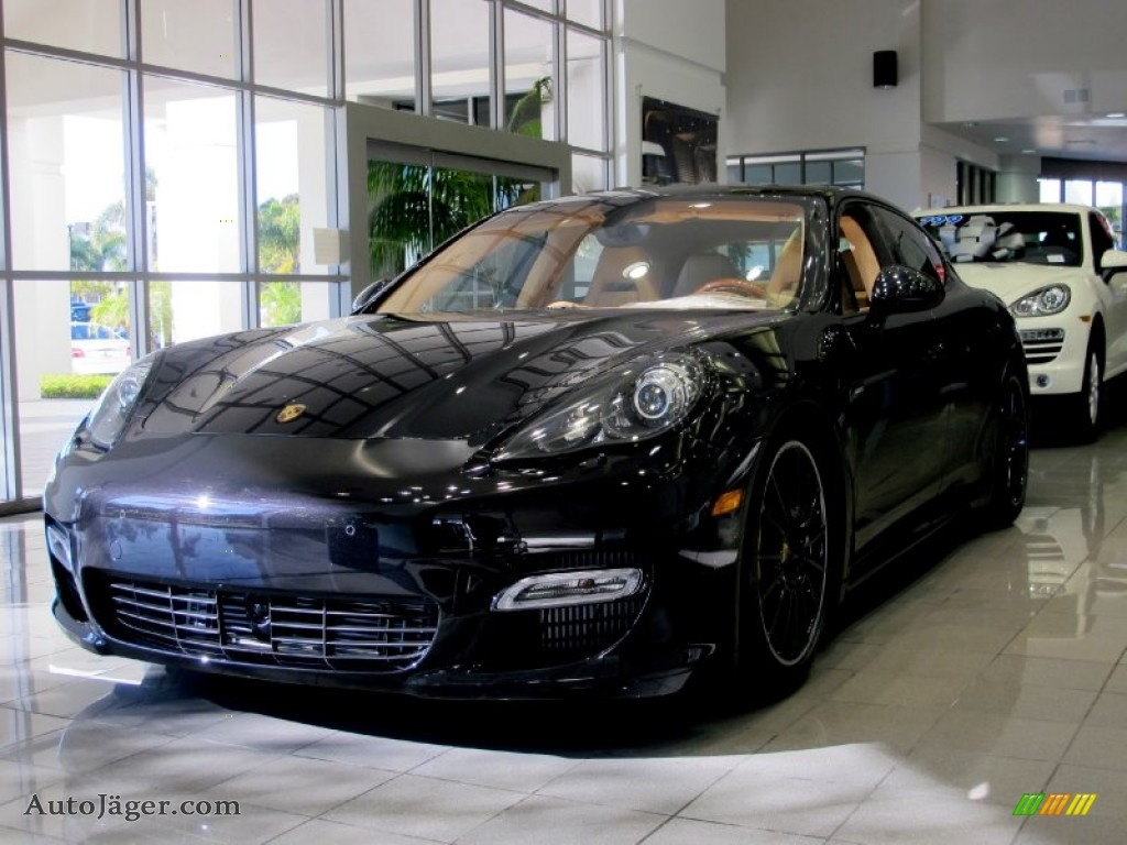 2012 porsche panamera turbo s in black 090565 auto j ger german cars for sale in the us. Black Bedroom Furniture Sets. Home Design Ideas