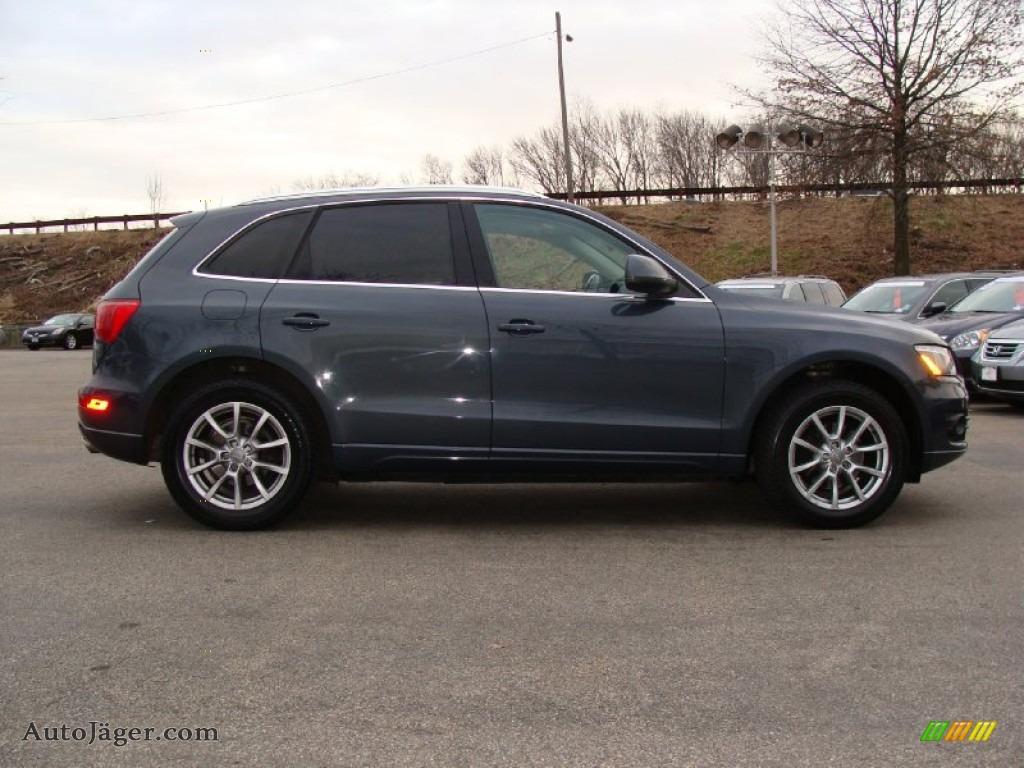 2009 Audi Q5 3.2 Premium quattro in Meteor Gray Pearl ...