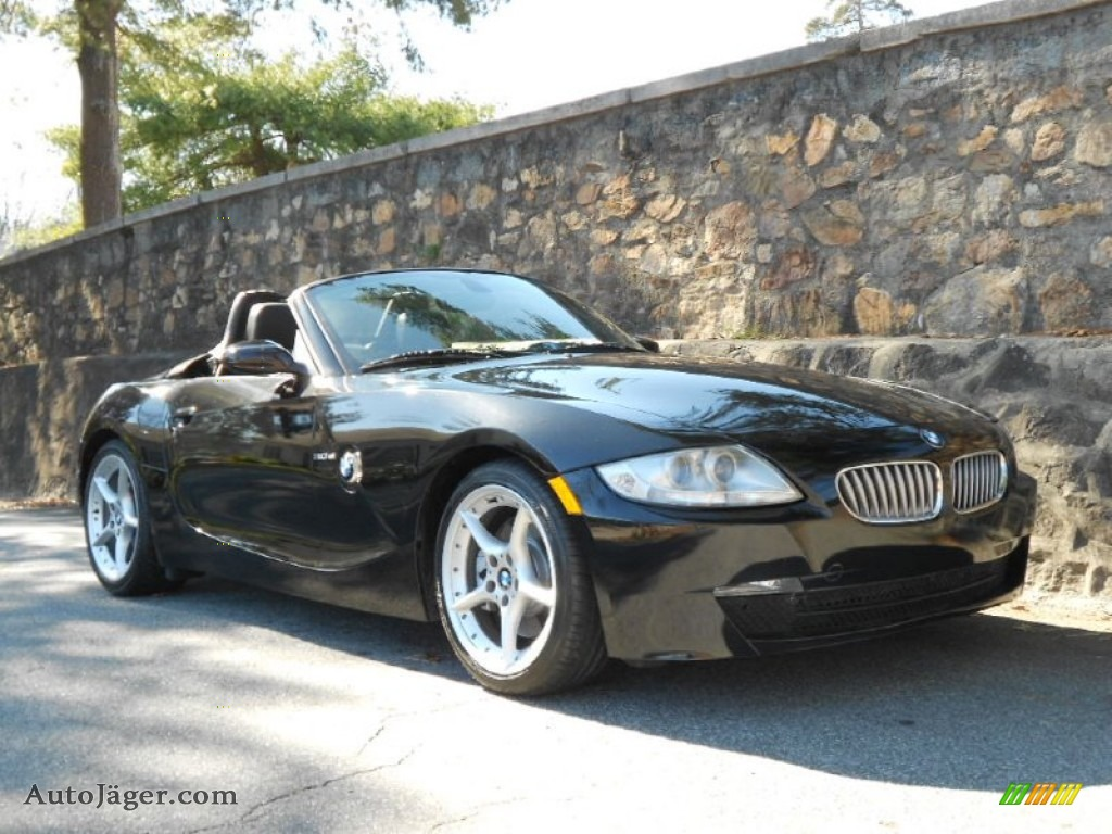 2006 Bmw Z4 3 0si Roadster In Black Sapphire Metallic X01117 Auto J 228 Ger German Cars For