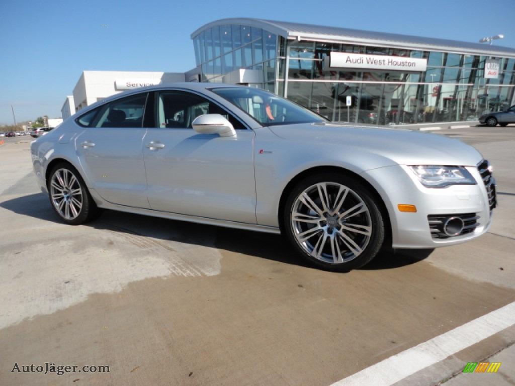 2012 Audi A7 3 0t Quattro Premium Plus In Ice Silver