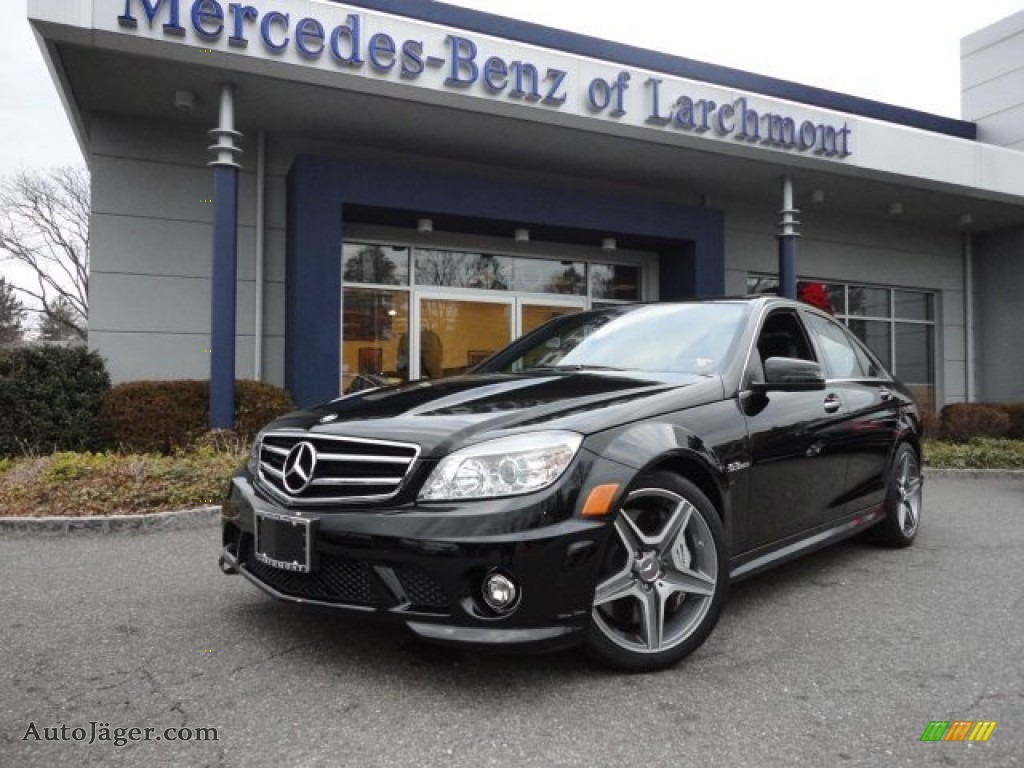 2011 mercedes benz c 63 amg in black photo 20 542368 for Simonson mercedes benz
