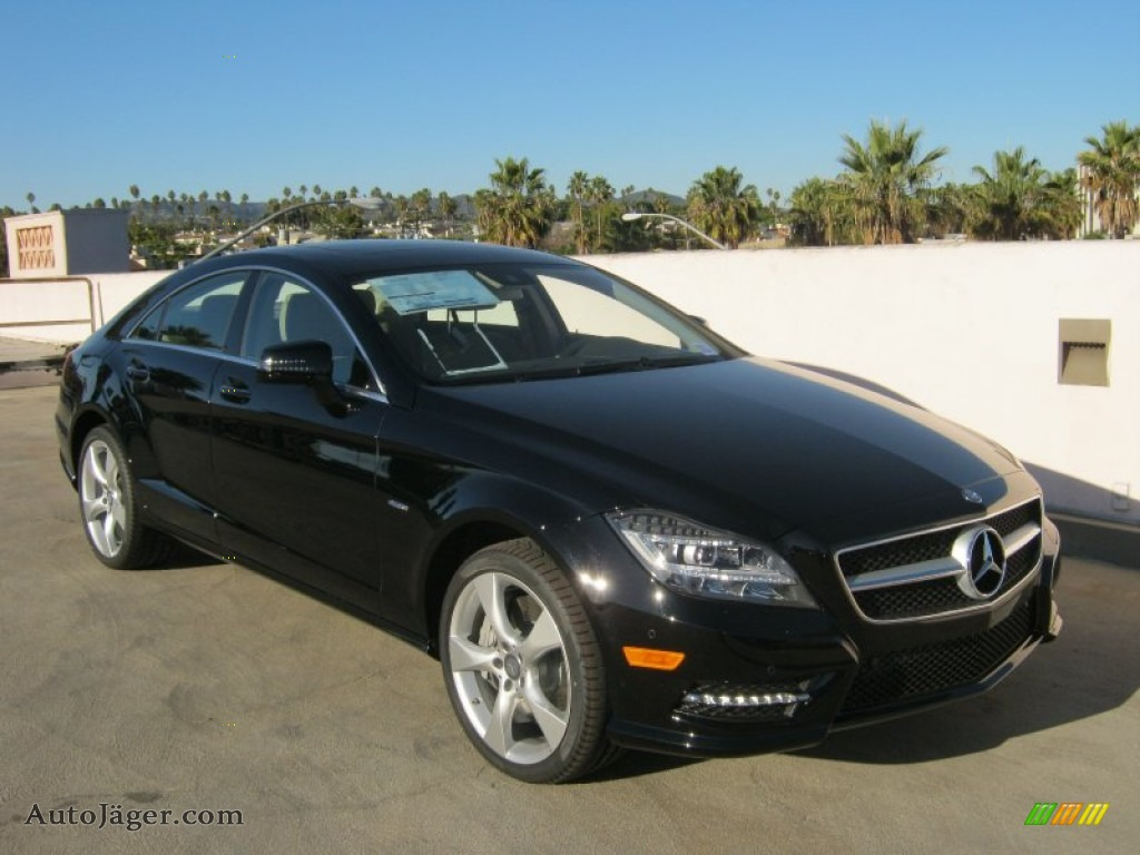 2012 mercedes benz cls 550 coupe in black 034271 auto for 2012 mercedes benz cls550 for sale
