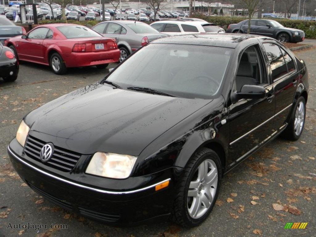 2004 volkswagen jetta gls 1 8t sedan in black 027916 auto j ger german cars for sale in the us. Black Bedroom Furniture Sets. Home Design Ideas
