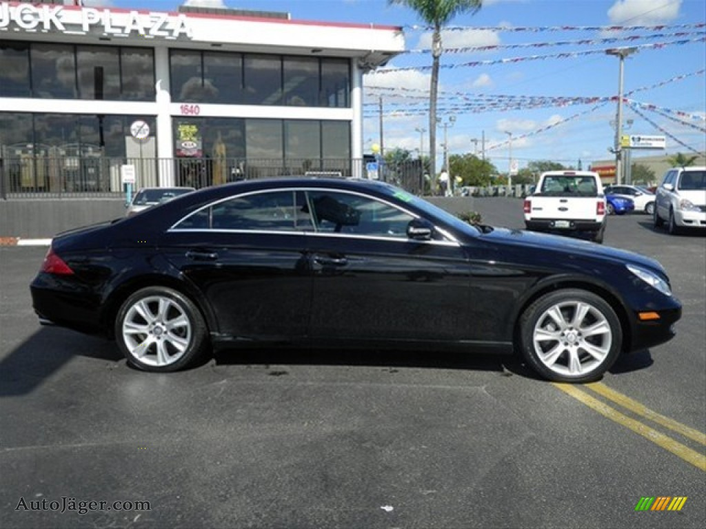 2008 mercedes benz cls 550 in black photo 10 124450 auto j ger german cars for sale in the us. Black Bedroom Furniture Sets. Home Design Ideas