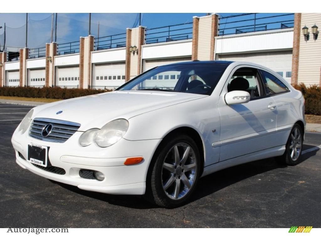 White mercedes c230 for sale for Mercedes benz c230 kompressor for sale