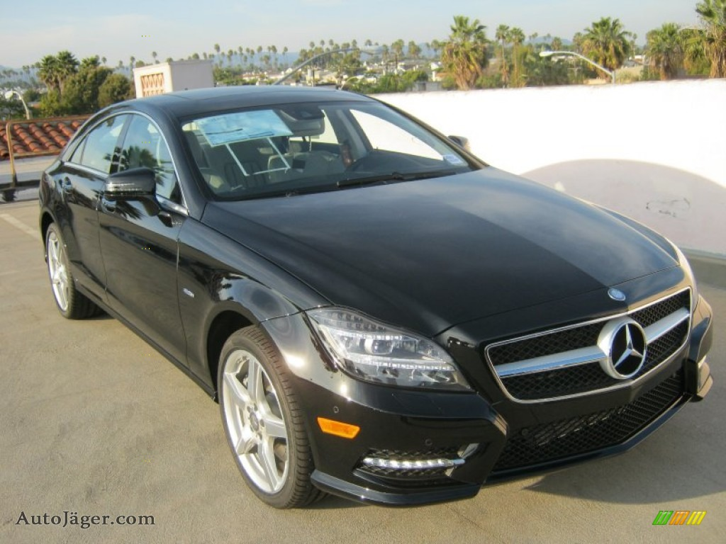 2012 mercedes benz cls 550 coupe in black photo 2 for Simonson mercedes benz