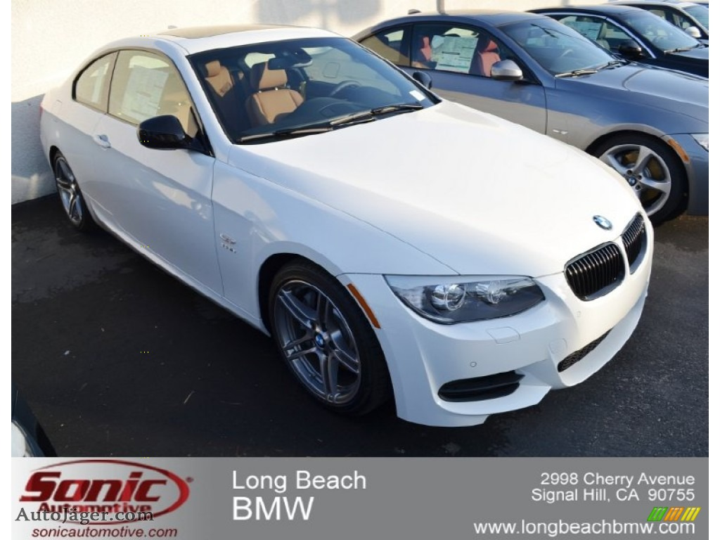 BMW Series Is Coupe In Alpine White Auto - 2012 bmw 335is coupe
