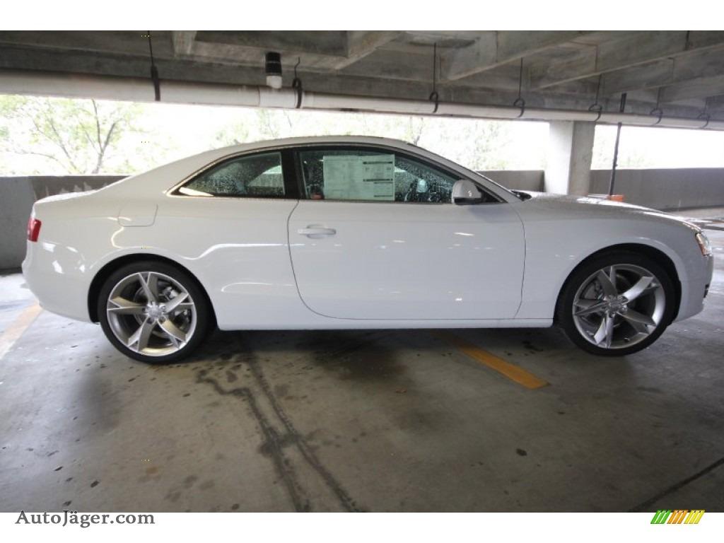 2012 audi a5 2 0t quattro coupe in glacier white metallic photo 5 021247 auto j ger - White audi a5 coupe for sale ...