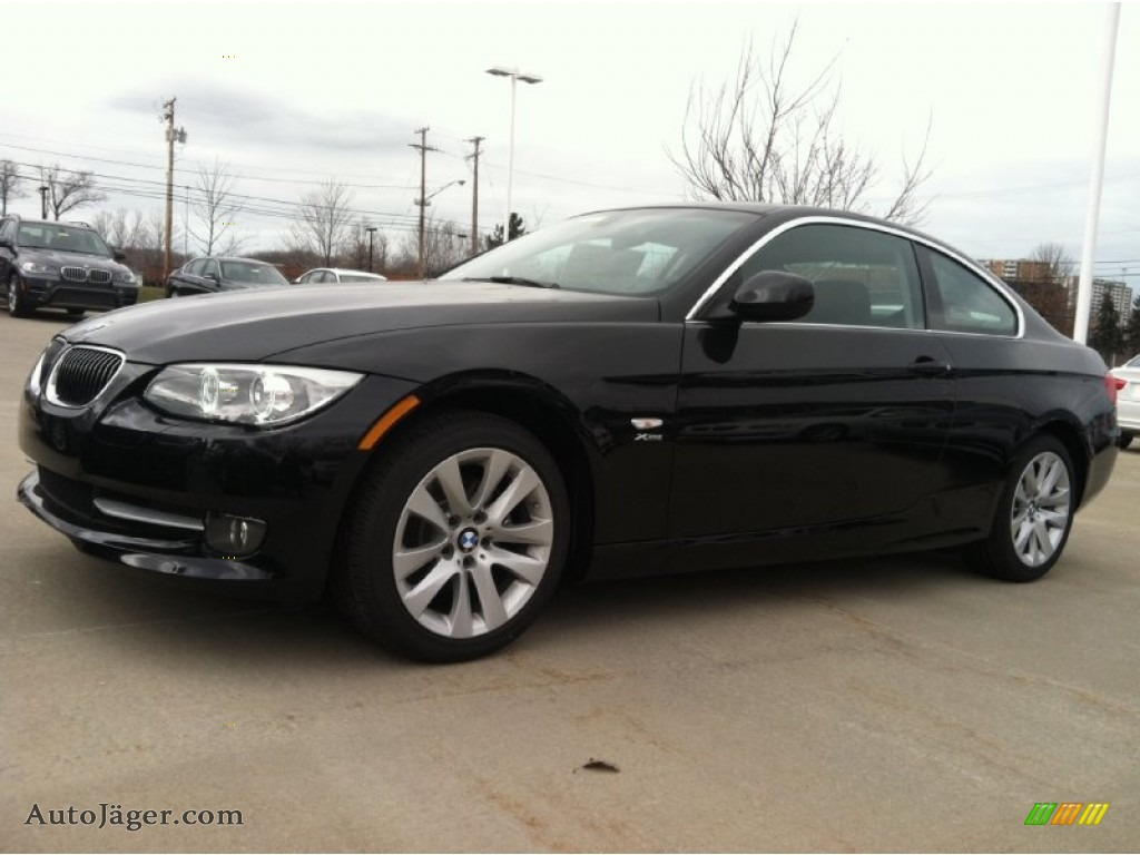 Bmw 3 Series Black Bmw 3 Series 328i Xdrive Coupe