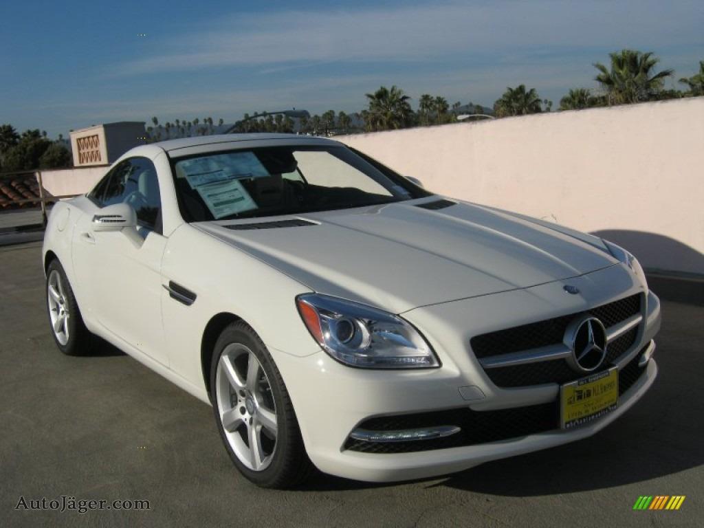 2012 mercedes benz slk 250 roadster in arctic white 034859 auto j ger german cars for sale. Black Bedroom Furniture Sets. Home Design Ideas
