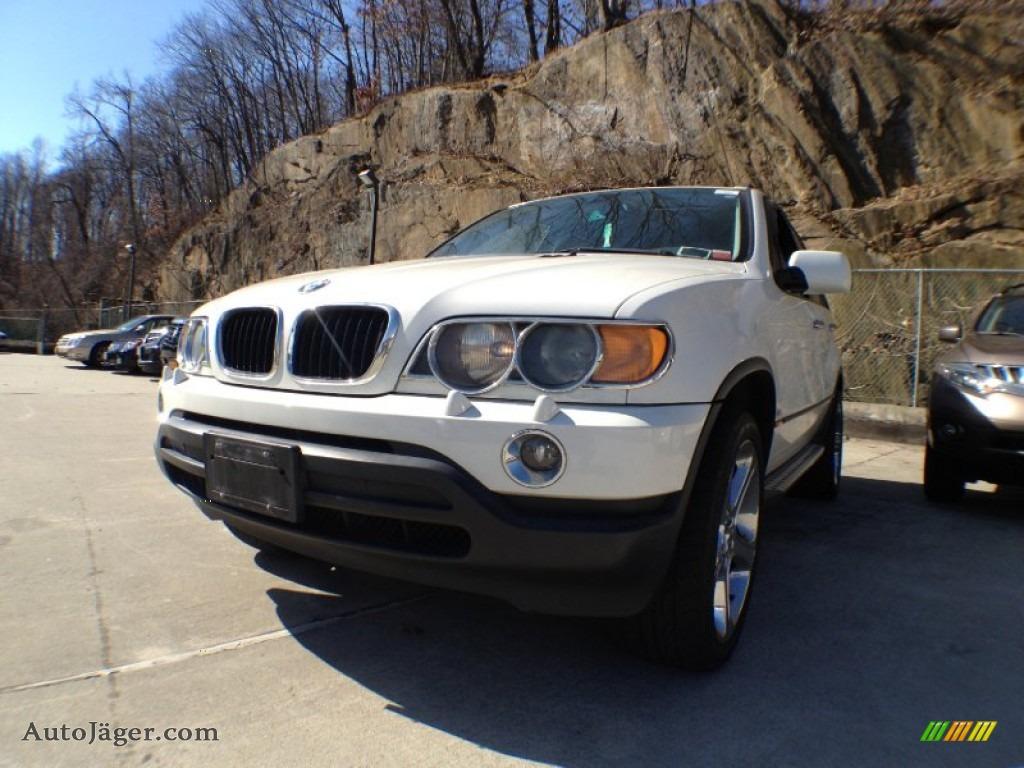 2003 bmw x5 in alpine white v80616 auto j ger german cars for sale in the us. Black Bedroom Furniture Sets. Home Design Ideas