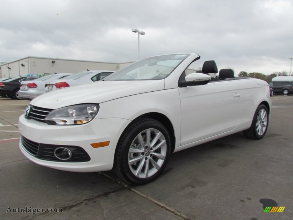 2012 volkswagen eos komfort in candy white 005441 auto. Black Bedroom Furniture Sets. Home Design Ideas