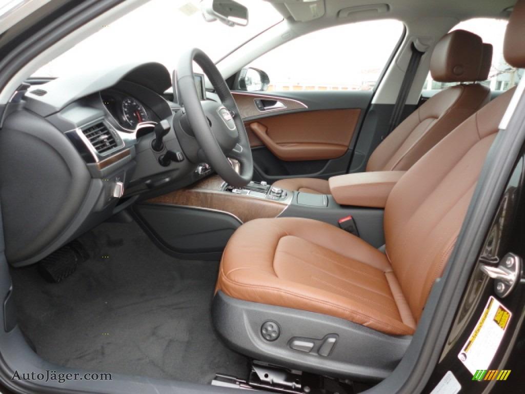 2012 Audi A6 2 0t Sedan In Havana Black Metallic Photo 5 113719 Auto J Ger German Cars