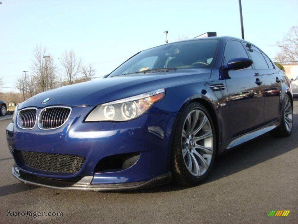 2006 bmw m5 in interlagos blue metallic 584293 auto. Black Bedroom Furniture Sets. Home Design Ideas