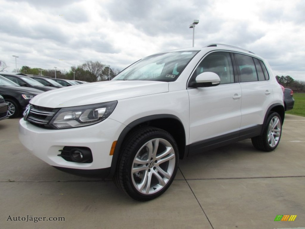2012 Volkswagen Tiguan SE in Candy White - 567158 | Auto Jäger - German Cars for sale in the US