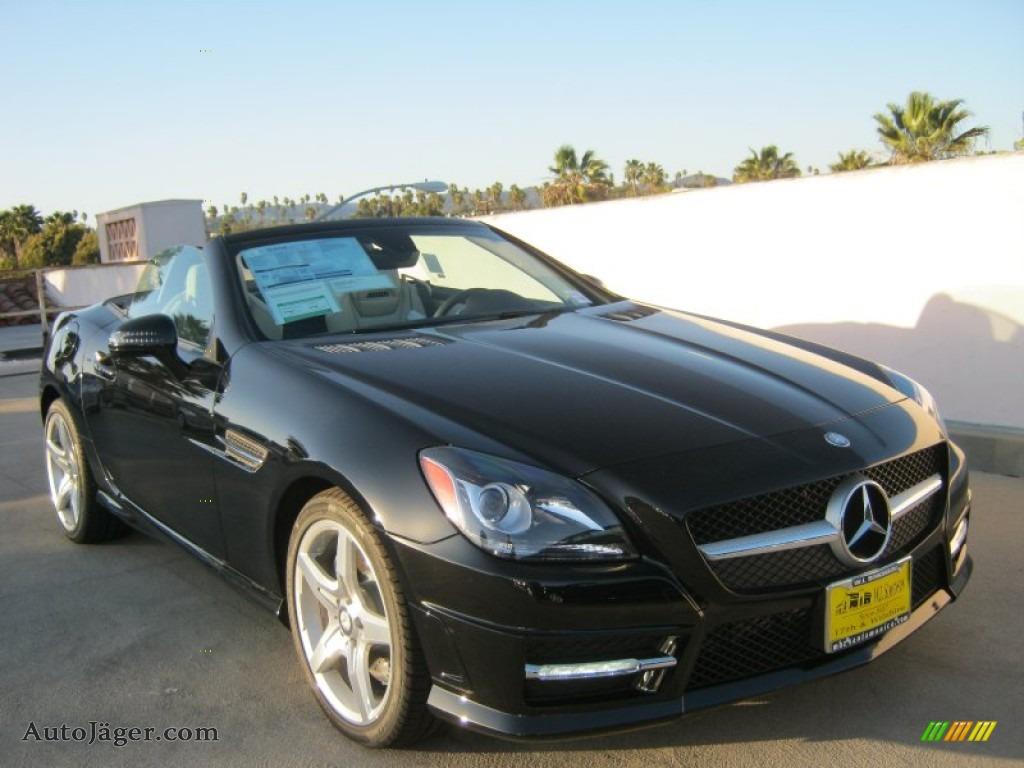 2012 mercedes benz slk 250 roadster in black 038123 for Mercedes benz slk roadster for sale
