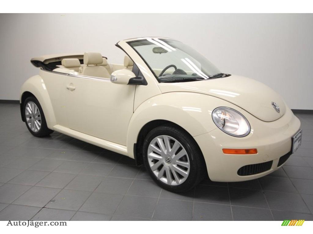Harvest Moon Beige Cream Volkswagen New Beetle Se Convertible