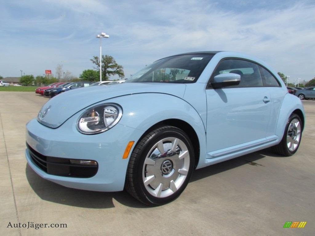 2012 volkswagen beetle 2 5l in denim blue 626925 auto j ger german cars for sale in the us. Black Bedroom Furniture Sets. Home Design Ideas