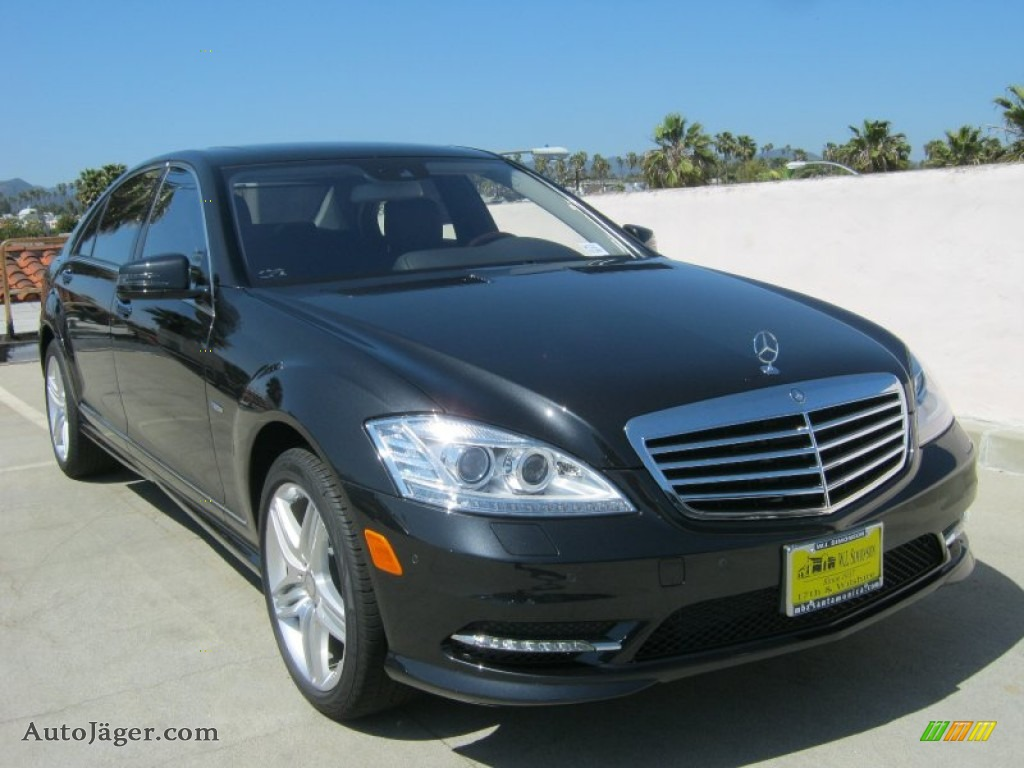 2012 mercedes benz s 550 sedan in magnetite black metallic for Simonson mercedes benz