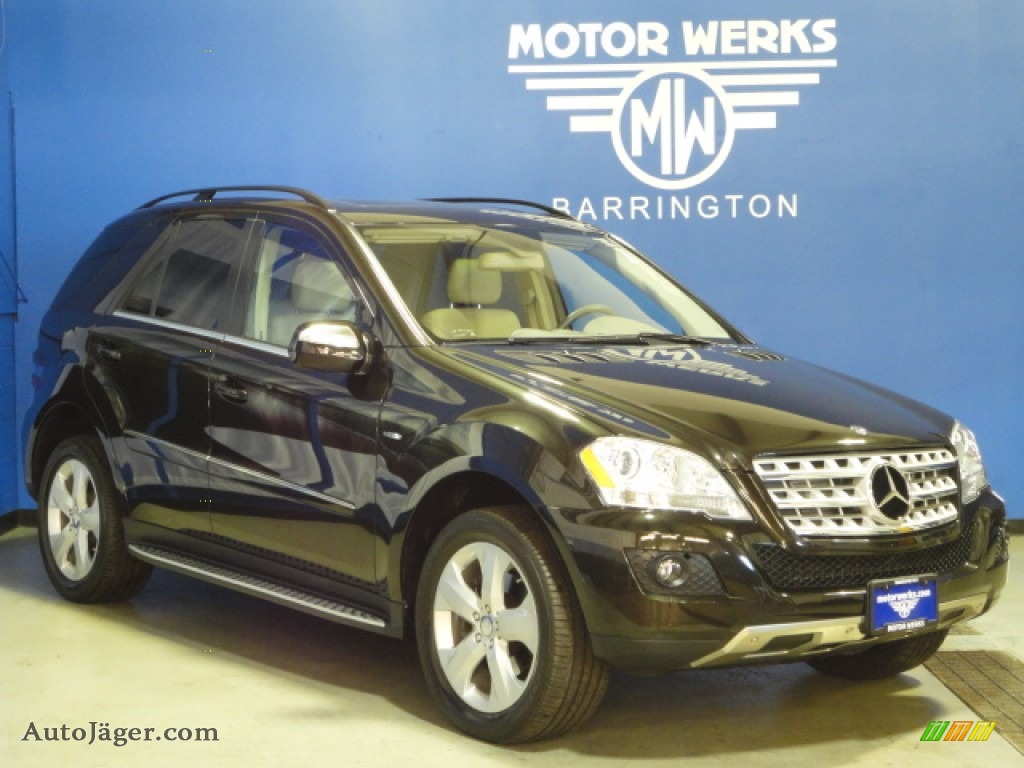 2010 mercedes benz ml 350 bluetec 4matic in verde brook for Motor werks barrington used cars
