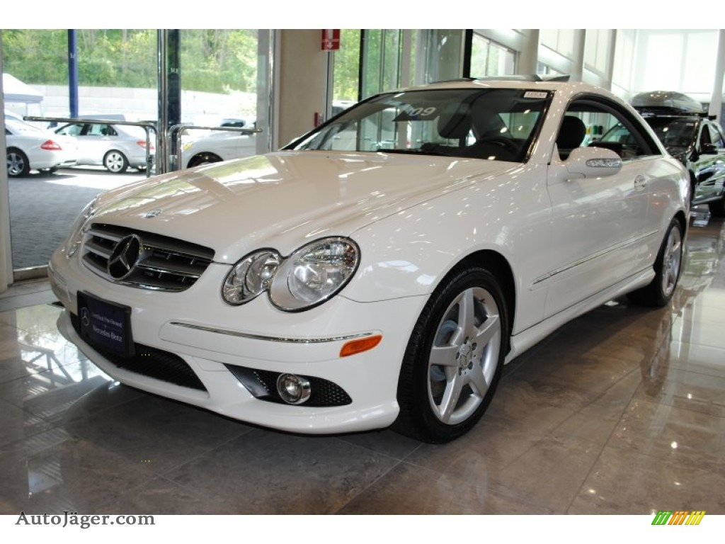 2009 mercedes benz clk 350 coupe in arctic white photo 10 for Simonson mercedes benz