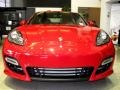 Porsche Panamera GTS Guards Red photo #10