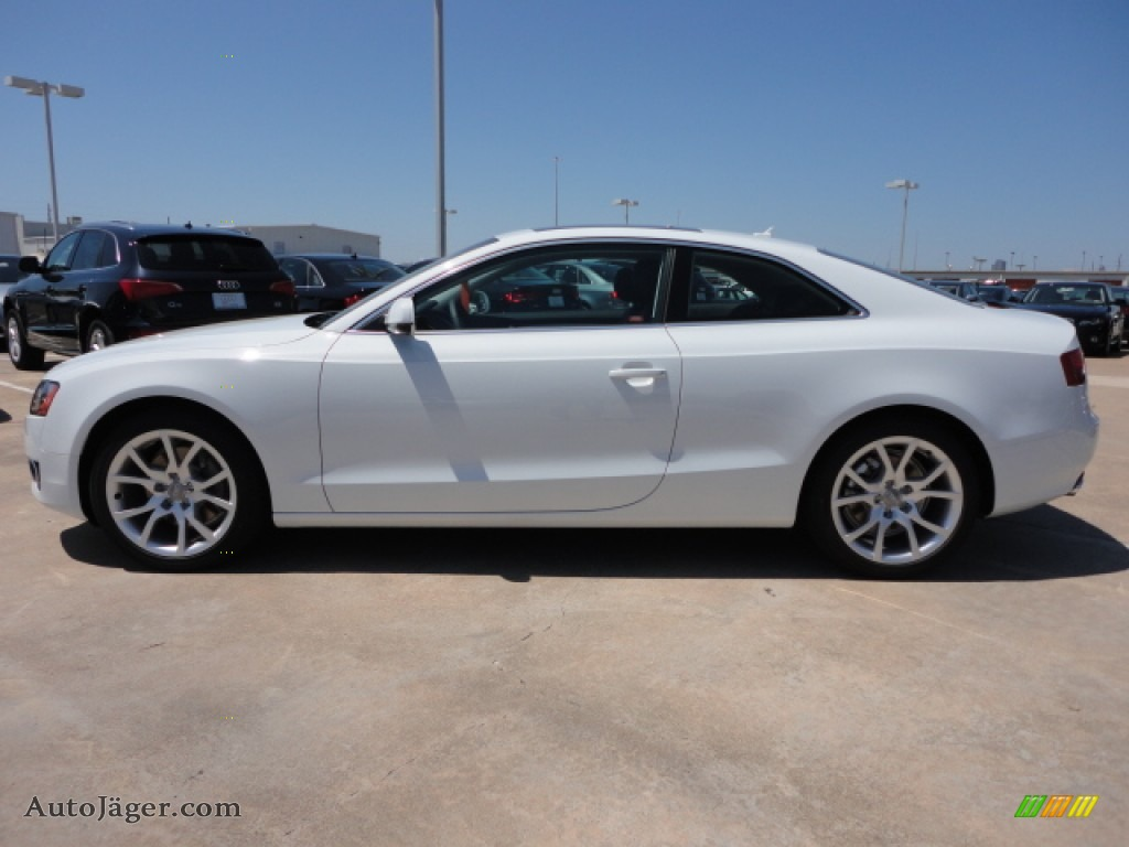 2012 audi a5 2 0t quattro coupe in glacier white metallic photo 5 045127 auto j ger. Black Bedroom Furniture Sets. Home Design Ideas