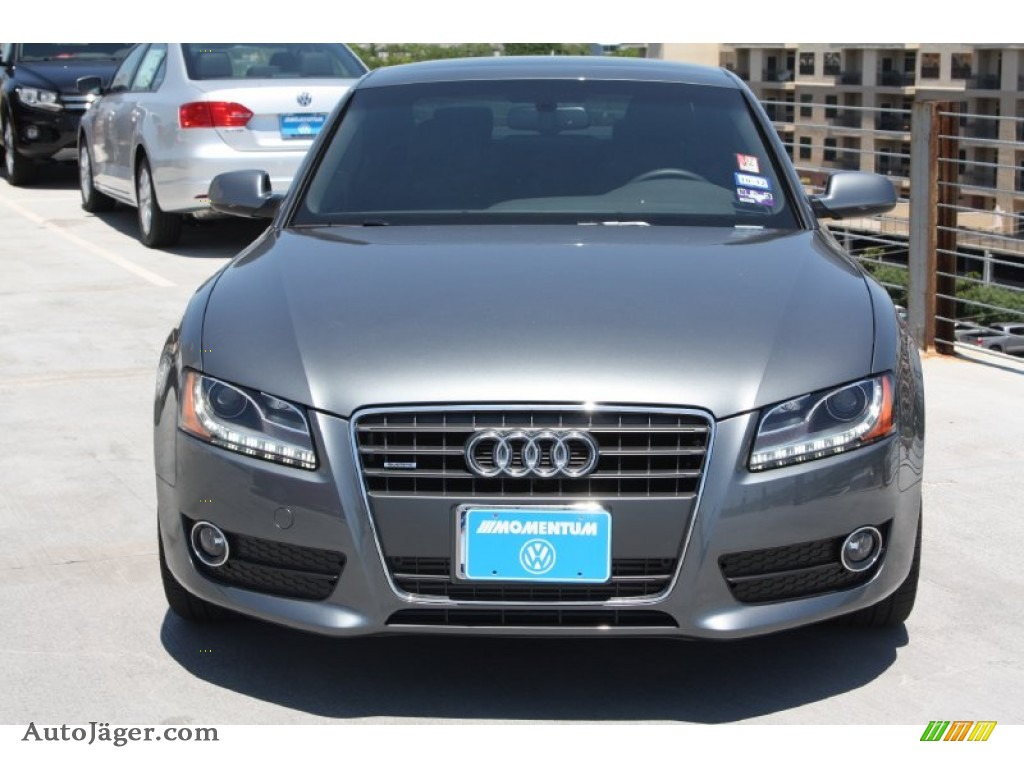 2012 audi a5 2 0t quattro coupe in monsoon gray metallic photo 2 005541 auto j ger german - 2012 audi a5 coupe for sale ...