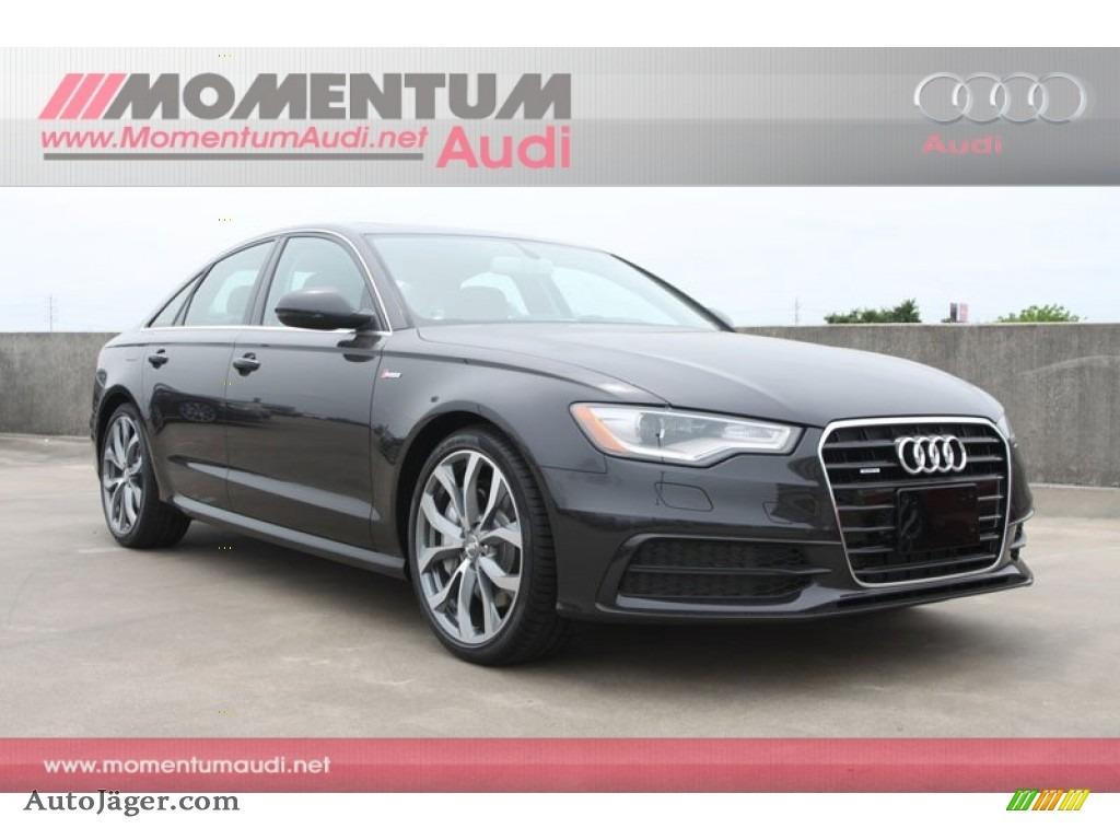 2012 Audi A6 3 0t Quattro Sedan In Oolong Gray Metallic Photo 3 142194 Auto J Ger German