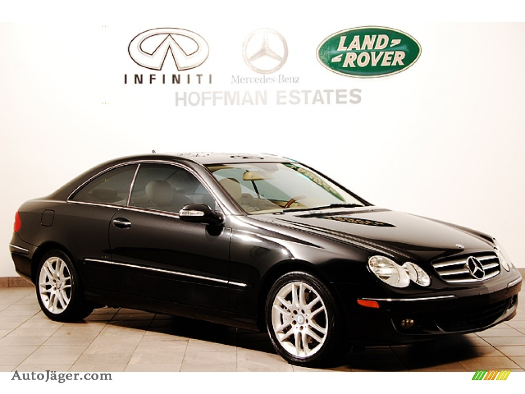 2009 mercedes benz clk 350 coupe in obsidian black for Simonson mercedes benz