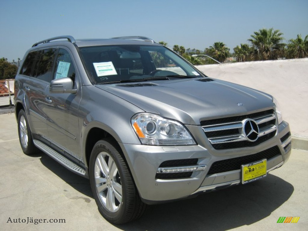 2012 mercedes benz gl 450 4matic in paladium silver for 2012 mercedes benz gl450 for sale