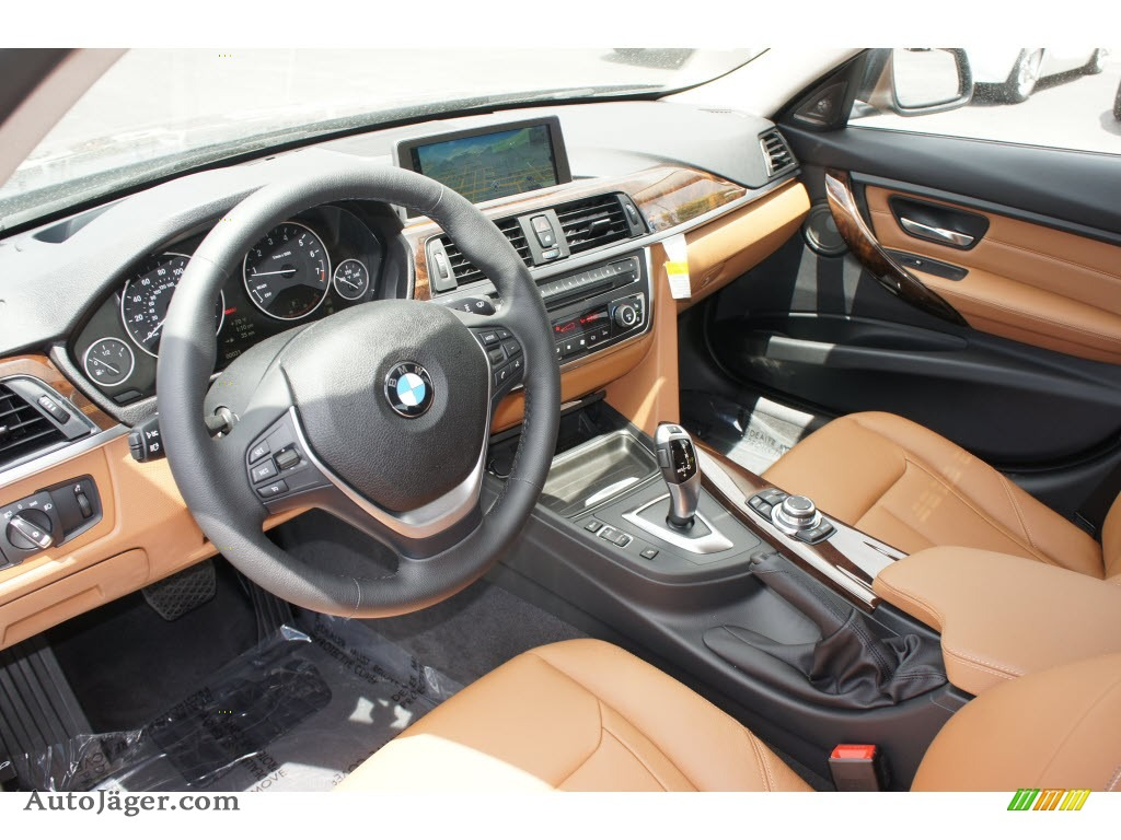 2012 BMW 3 Series 335i Sedan In Imperial Blue Metallic