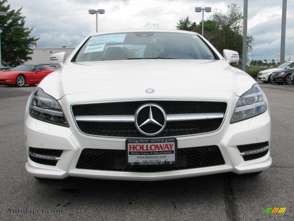 2012 mercedes benz cls 550 4matic coupe in diamond white metallic photo 2 052887 auto j ger. Black Bedroom Furniture Sets. Home Design Ideas