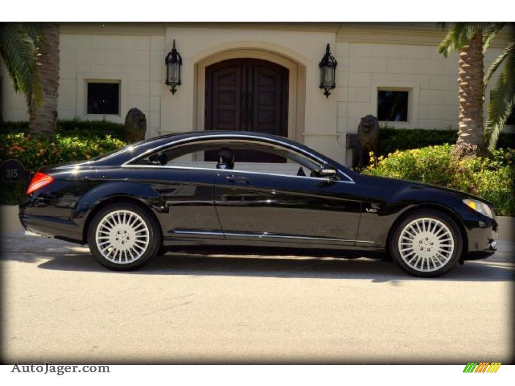 2007 mercedes benz cl 600 in black 005100 auto j ger for Mercedes benz cl 300 for sale