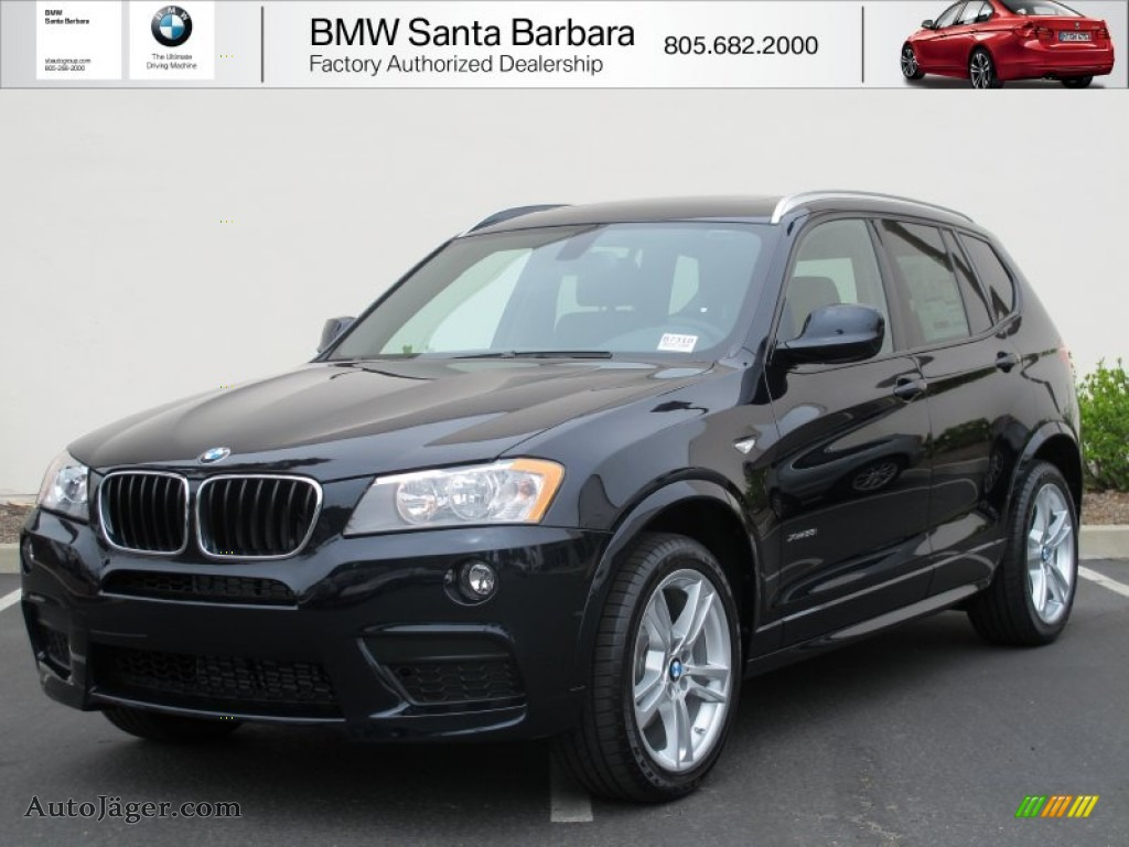 2013 bmw x3 xdrive 28i in carbon black metallic photo 2 a11920 auto j ger german cars for. Black Bedroom Furniture Sets. Home Design Ideas