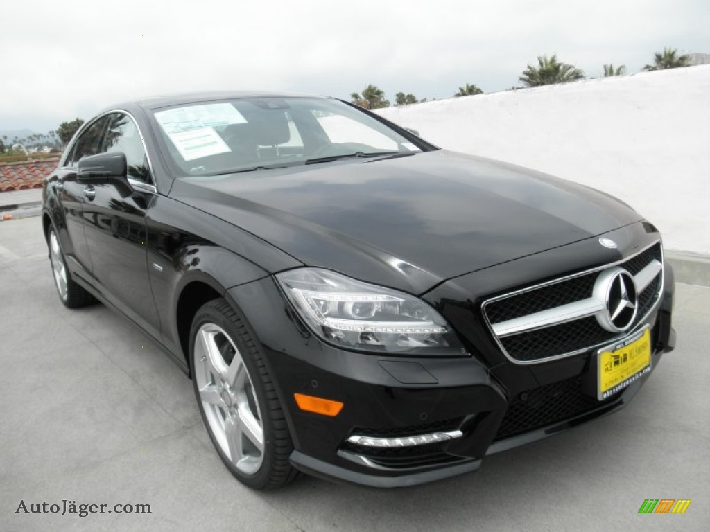 2012 mercedes benz cls 550 coupe in black photo 3 for Mercedes benz cls 300 coupe
