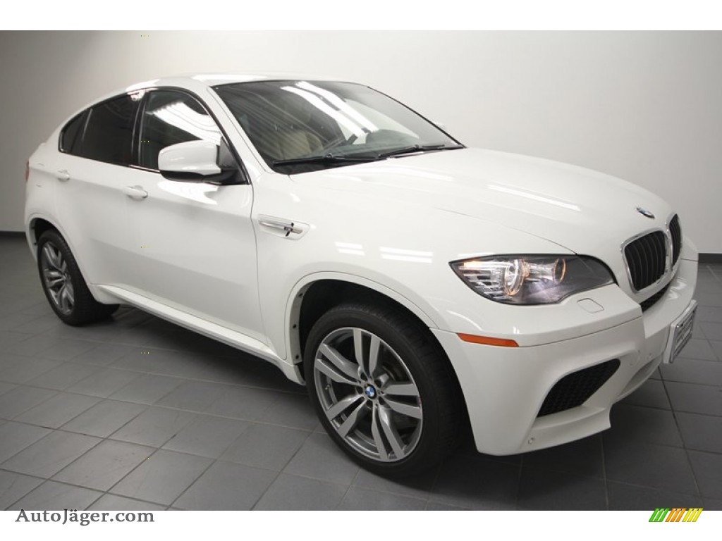2011 bmw x6 m m xdrive in alpine white k13966 auto j ger german cars for sale in the us