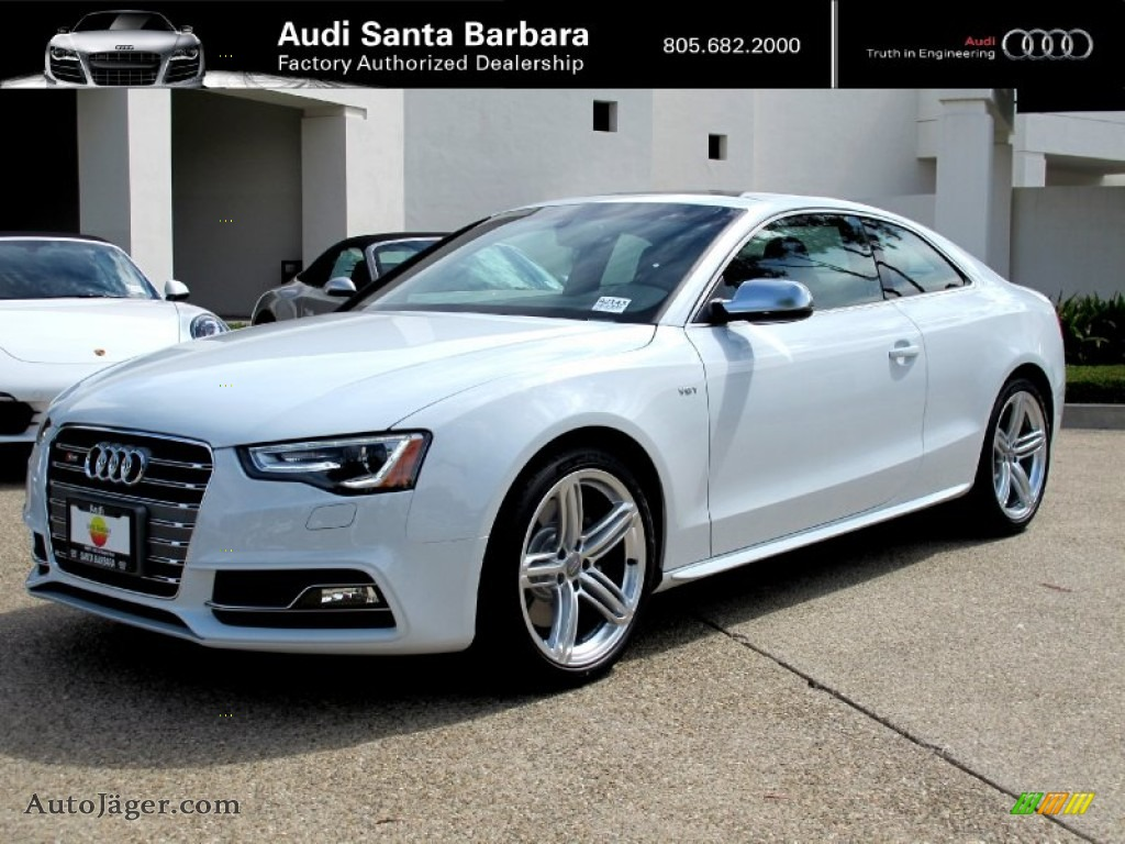 2013 audi s5 3 0 tfsi quattro coupe in glacier white metallic photo 6 003695 auto j ger. Black Bedroom Furniture Sets. Home Design Ideas
