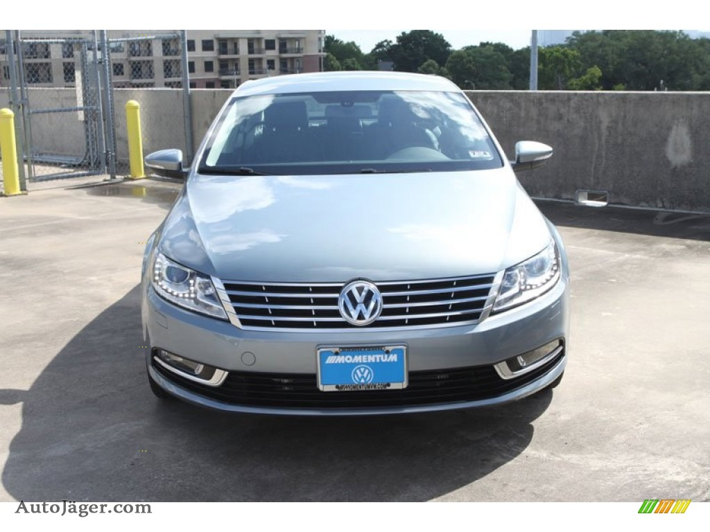 2013 Volkswagen Cc Sport Plus In Iron Gray Metallic Photo
